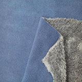 Panno morbido polare 100% del poliestere con Sherpa allineato per la coperta del bambino