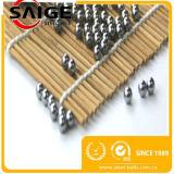 Sfera magnetica dell'acciaio inossidabile del rifornimento G100 RoHS della Cina (AISI420)