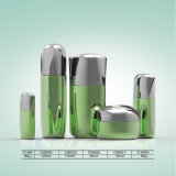 고품질 향수 정밀한 안개 스프레이어 및 펌프를 가진 장식용 명확한 유리제 점적기 병