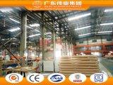 Angolo di alluminio di profilo di alluminio della fabbrica di Foshan per Windows ed i portelli