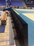 Alto stadio esterno di colore completo di illuminazione P10 che fa pubblicità allo schermo del LED