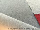 Hwqd785 100% Polyester Melance Stretch Fabric