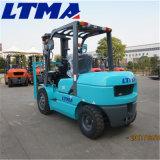 Especificação Diesel do caminhão de Forklift da tonelada Ton-7 do tipo 1.5 de Ltma
