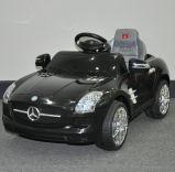 Mercedes SLS d'une licence Ride sur voiture jouet électrique de commande à distance