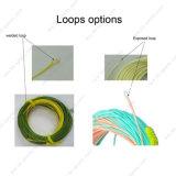 Различные варианты с обратной связью для полетов линии с приваренными кольцевой/открытые петли