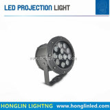 Riflettore dell'indicatore luminoso del giardino di alto potere 18W LED per il paesaggio