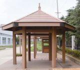 屋外の防水プラスチック木製の合成物WPCのPergola