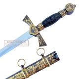 يدويّة تقليد [إيوروبن] فارسة خنجر خنجر [إيوروبن] خنجر تاريخيّة [40كم]
