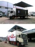 JAC 4X2 60 M2-Stadiums-Leistungs-LKW mit HD LED-Bildschirmanzeige-LKW