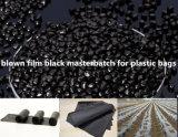 Matéria- prima plástica do carbono plástico de borracha preto de Masterbatch