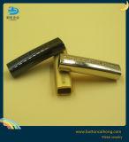 Alliage de zinc métal les extrémités du cordon d'coulisse fermoir pour des chaussures de butée