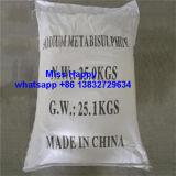 Het industriële Natrium Metabisulfite 98%Min van Smbs van de Rang