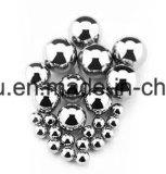 1/4pouce 6.35mm 440c magnétique de billes en acier inoxydable de haute précision avec la classe G100