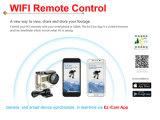Ультра экран HD/Dual резвится камера WiFi действия с дистанционным управлением