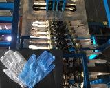 Изучение нитриловые перчатки механизма крышки вещевого ящика Examinational Окунув машин