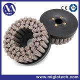 Cepillos Industriales cepillos de disco personalizado para el rebabado pulido (dB-200030)