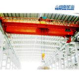Tipo 50 toneladas Motor-Driven qd viga doble Puente Grúa Precio