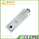IP65 imperméabilisent solaire actionné avec la caméra de sécurité d'éclairage LED de détecteur de mouvement de PIR
