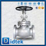 Didtek qualité fiable à la hausse de la tige de soupape de Globe CF3M