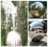 24 Holle Bal van het Roestvrij staal van de duim SS304 de Grote met 5mm Dikte