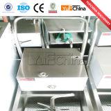 Carrello del filtro dell'olio/macchina del filtrante olio da cucina