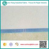 Tissu /Screen de dessiccateur de spirale de polyester de boucle de Middlle pour le moulin à papier