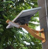 LED de haute qualité de vente chaude Rue lumière solaire 24W