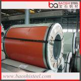 Bobine en acier de couleur pour le réservoir de stockage de pétrole et la feuille de toiture