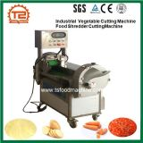 Máquina de estaca vegetal industrial do Shredder do alimento da máquina de estaca