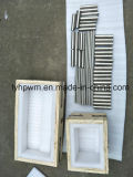 Il nero disponibile popolare di formato, terra, tungsteno Polished Rohi Diameter10mm