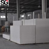 Panneau lustré blanc direct de mousse de PVC Celuka de surface de vente d'usine