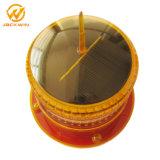 Voyants d'alarme marins solaires ambres élevés de Qaulity