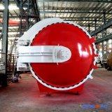 2500X5000mm ASME zugelassener industrieller GummiVulcanizating Autoklav mit voller Automatisierung