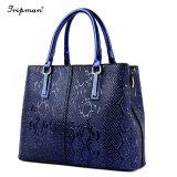 Горячие продажи! Женщин в дамской сумочке кожаный женский подлинной Top-Handle сумки