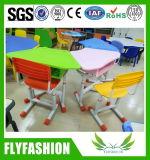 Les enfants Meubles enfants réglable en hauteur chaise de bureau en plastique
