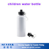 botella de agua plástica de los niños 400ml para la sublimación con el casquillo