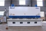 Machine de découpage hydraulique de plaque d'acier doux de série de la soupape QC11y/K de Bosch