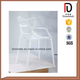Silla plástica de los PP del mejor diseño famoso moderno del precio para la sala de estar
