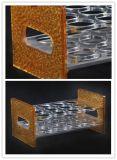 Плексиглас и перспекс, коробка индикации плексигласа ясности акриловая