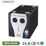 Schéma du circuit monophasé MFD 8kVA Régulateur de tension automatique