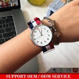Heiße NATO-Nylonbrücke-Uhr-Großverkauf-Qualitäts-reizend arabische Zahl-beiläufige Mann-Frauen-Uhr-Armbanduhr des Verkaufs-Yxl-494