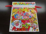 Bolso caliente del regalo del embalaje de la Feliz Navidad de la venta 2017