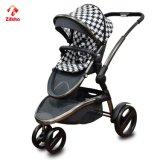 Dreirädrige Baby-Wanderer mit Carseat