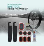 درّاجة شفّافة صندوق درّاجة إصلاح رقعة عدّة إطار العجلة [كلد بتش]