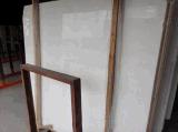 Ослепительно белый мраморный слоев REST