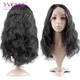 Onde de vente chaude de corps de perruque de lacet de cheveu humain brésilien populaire de Vierge de Yvonne pleine