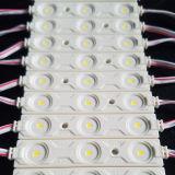 Indicatore luminoso del modulo di Alto-Luminosità 1.08W 3xsmd2835 LED per visualizzazione di pubblicità esterna/dell'interno di Signs/LED/caselle chiare