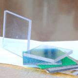 Feuilles solides en plastique de polycarbonate en cristal clair pour la lucarne de piscine