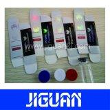 Autoadhesivas Anti-Fake impermeable farmacéutica personalizada 10ml frasco de verificación