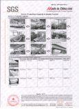 Valla de vinilo certificadas SGS Factory - Wuhan Dachu 2